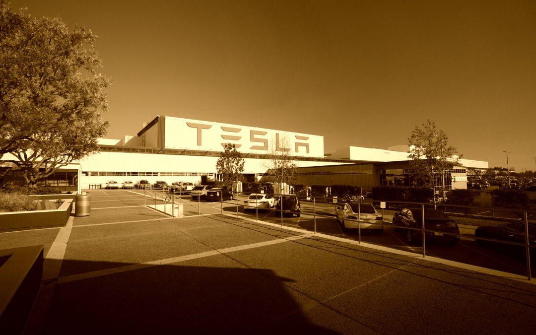 Byton: Tesla-Verfolger stellt Produktion wegen massiver Probleme ein